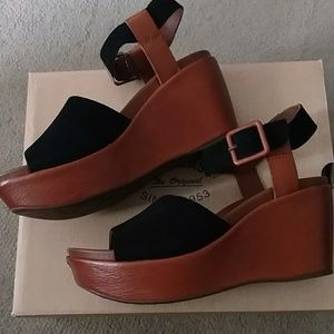 7c602c371a5 Kork-Ease Shoes - Kork-Ease Keirn Black Avana(Brown) Suede